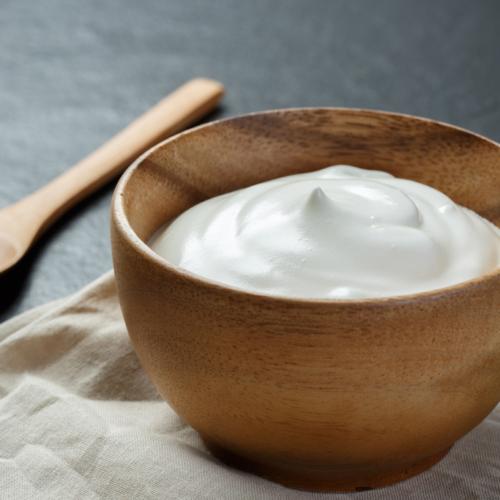 Yogurt bianco